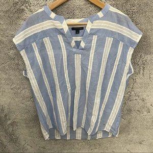 Tommy Hilfiger Short Sleeve Striped Shirt